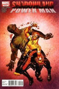 Shadowland: Power Man #2, NM (Stock photo)