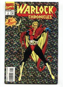 WARLOCK CHRONICLES #1-1993-First issue-Marvel comic book