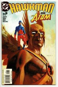 Hawkman #8 The Atom (DC, 2002) VF