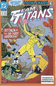 Team Titans #2, NM-