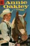 Annie Oakley and Tagg (1953 series) #9, Fine+ (Stock photo)