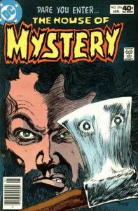 House of Mystery (1951 series) #276, Fine (Stock photo)