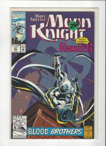 Marc Spector: Moon Knight #37 Punisher App NM