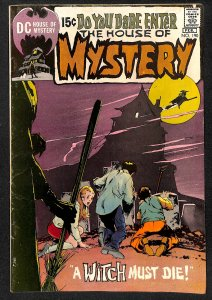 House of Mystery #190 (1971)