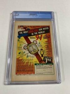 Flash Gordon 2 Cgc 5.0 Ow Lages Harvey Publications Golden Age