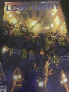 IDW Transformers #5 Lost Light Mint