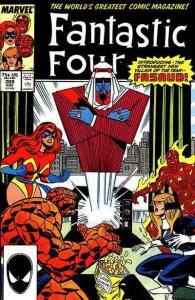 Fantastic Four (1961 series) #308, VF- (Stock photo)