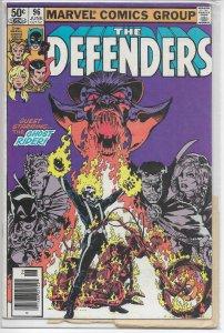 Defenders  vol. 1   # 96 VG