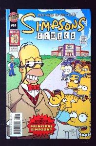 Simpsons Comics #84 (2003)