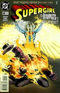 Supergirl (3rd Series) #24 VF/NM; DC | save on shipping - details inside