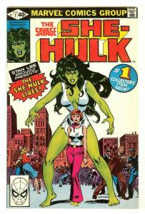 Savage She-Hulk 1   Origin & 1st She-Hulk