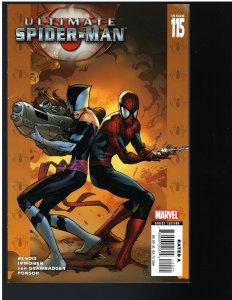 Ultimate Spider-Man #115 (Marvel, 2007)