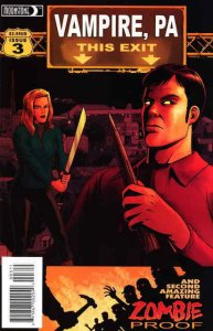 Vampire, PA #3A VF/NM; Moonstone | save on shipping - details inside
