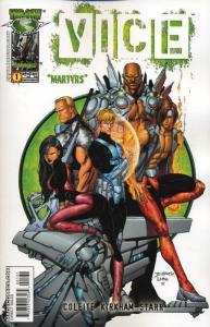 V.I.C.E. (2005 IM) 1-5  the complete series!
