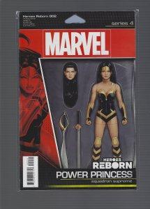 Heroes Reborn #2 Variant
