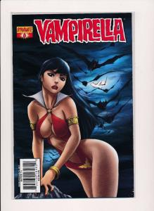 VAMPIRELLA #6 - Cover B ~ Dynamite Comics ~ VF/NM (HX395)
