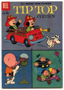 Tip Top Comics #222 1960-PEANUTS cover F/VF