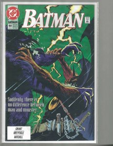 Batman, #464, DC Comic, 1991, High Grade