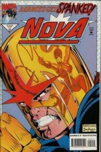 Nova (1994 series) #2, NM- (Stock photo)