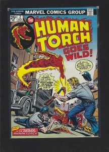The Human Torch #2 (1974)