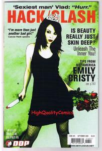 HACK SLASH #5, NM, Series, Tim Seeley, Serial Killer, 2007, more HS in store