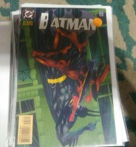 Batman #523 1995, DC COMICS   bruce wayne robin tim drake SCARECROW
