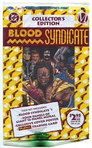 Blood Syndicate #1 sealed 1993 comic book First issue DC Milestone nm-