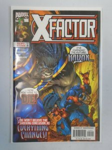 X-Factor #149 last issue 8.0 VF (1998 1st Series)