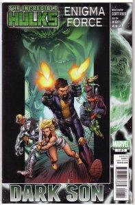 Incredible Hulks  : Enigma Force #1 of 3 VG/FN (Dark Son)
