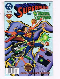 Superman #105 VF DC Comics Comic Book Jurgens DE16