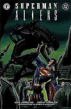 Superman vs. Aliens TPB #1 VG; DC | low grade comic - save on shipping - details