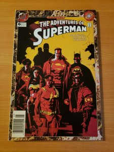 Adventures of Superman Annual #6 ~ NEAR MINT NM ~ 1994 DC Comics