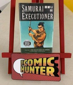 Samurai Executioner The Death Sign of Spring Vol. 8 2006 Paperback Kazuo Koike