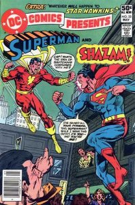 DC Comics Presents #33 (ungraded) stock image ID#B-4