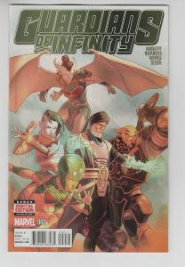 GUARDIANS OF INFINITY (2015 MARVEL) #2