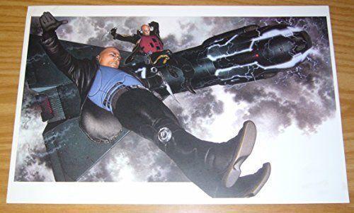 the Dreamshifters Art Print Set VF/NM travis charest - humanoids 2001 portfolio