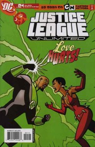 Justice League Unlimited #21 VF; DC | save on shipping - details inside