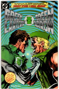 Green Lantern/Green Arrow #1 (1983) Dennis O'Neil Neal Adams NM-