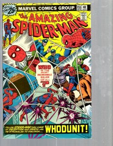Amazing Spider-Man # 155 VF/NM Marvel Comic Book MJ Vulture Goblin Scorpion TJ1