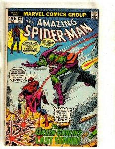 Amazing Spider-Man # 122 VF Marvel Comic Book Lizard Mary Jane Kingpin RS1