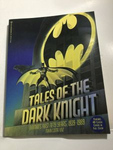 Tales Of The Dark Knight Batman's First 50 Years 1939-1989 SC Softcover DC Comic