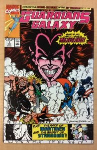 Guardians of the Galaxy #7 (1990)