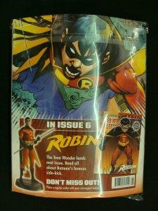 The Flash #5 DC Comics Super Hero Collection Eaglemoss Figure Magazine