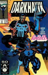 Darkhawk #9 VF/NM; Marvel | save on shipping - details inside