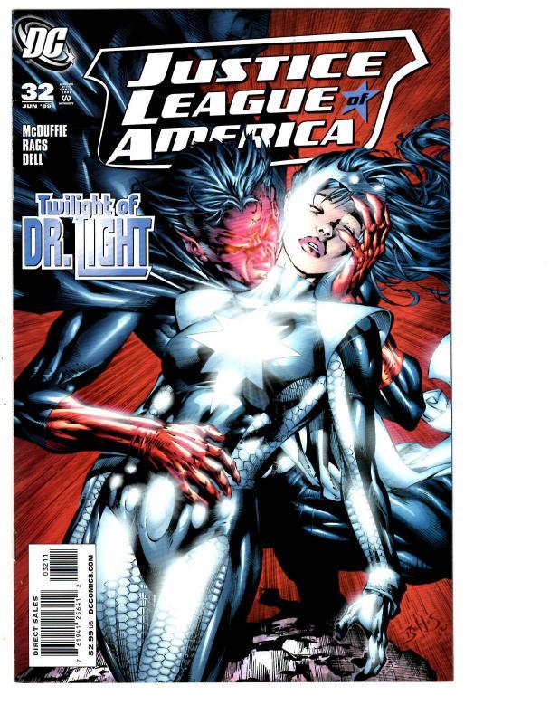 8 Justice League of America DC Comic Books # 25 26 27 28 29 30 31 32 JLA BH13