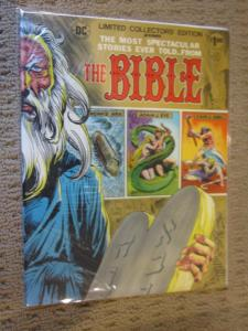 Bible #C-36 - DC Treasury Edition - b & b 8.0? - 1975