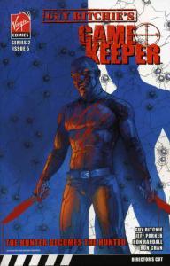 Gamekeeper (2nd Series) #5 VF/NM; Virgin | save on shipping - details inside
