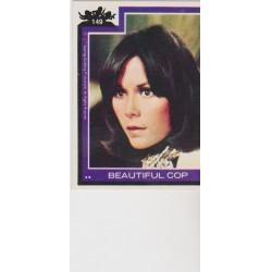 1977 Topps Charlie's Angels BEAUTIFUL COP #149