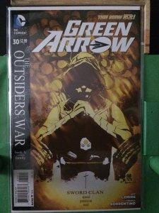 Green Arrow #30 The New 52