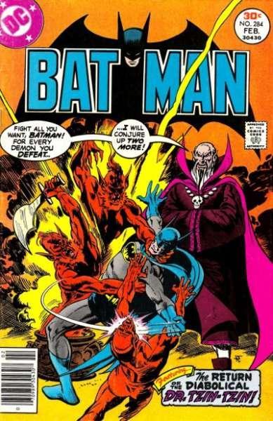 Batman (1940 series) #284, Fine- (Stock photo)